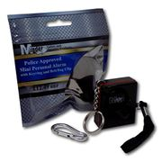Mini Minder Safety Security Alarm Keyring