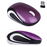Clode Cute Mini 2.4 GHz Wireless Optical Mouse PC Laptop Notebook Non Prime