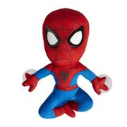 Marvel 257SMN Spider-Man Plush Pal Night Light Soft Toy by Go Glow