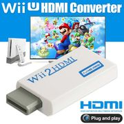 Wii Input to HDMI Converter