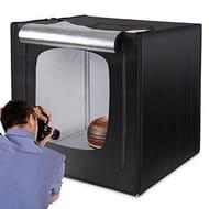 "Amzdeal Photo Studio 32""x32"" / 80 * 80cm Portable Light Box Shot Tent - £2 Off!"