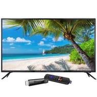 Linsar 55 4K UHD LED TV + 4K Roku Streaming Stick + 5 Year Warranty