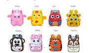 Kids' Waterproof Cartoon Backpack - 8 Designs
