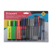 Luxor Assorted Pens Combo Pack