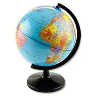Premier Stationery H2770206 15 Cm Clever Kidz Globe - Save 37%