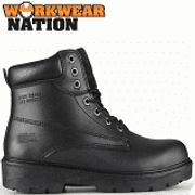 Scruffs Hardcore Scoria Safety Boot - Black