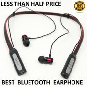 """ Half Price Deal "" Bargain Wireless Neckband Headset"