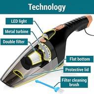 STACK DEAL - Car Vacuum Cleaner