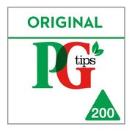 Pg Tips 200 Bags