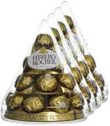 FOUR Ferrero Rocher Cones - Ideal for Easter Soon
