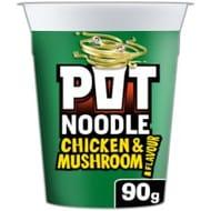 Pot Noodle - Different Flavours