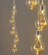 Edison 5 Bulb Festoon Light Cluster