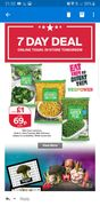 7 Day Deals - 69p Frozen Sweetcorn/garden Peas/broccoli Florets 1kg