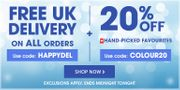 20% off Hand-Picked Favourites