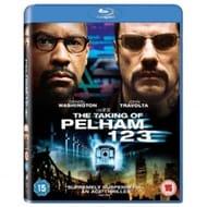 Taking of Pelham 1 2 3 Blu-Ray
