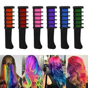 Disposable Personal Hair Dye Coloring Comb Tool
