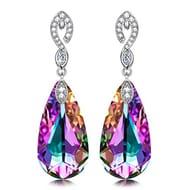 Kate Lynn Mermaid Tears Women Necklace, Earrings