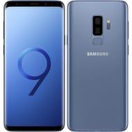 Samsung Galaxy S9 plus Dual Sim 4G 64GB - Coral Blue - Save 47%