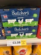 Butchers Recipe Dog Food