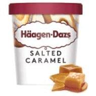 Hagen-Dazs Salted Caramel Ice Cream 460ml