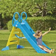 Kids Outdoor Slide for £30 at Amazon