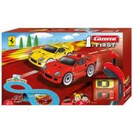 VROOOOOM! Carrera First Ferrari Race Track