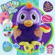 Theyre Crazy, Theyre Kooky! KooKoo Egg Drops Toy