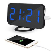 Kidsidol 2 in 1 Digital Alarm Clock