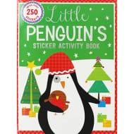 Little Penguins Sticker Activity Book