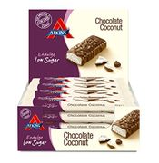 Atkins Endulge Chocolate Coconut Low Carb and Sugar Snack Bar, 35 G, Pack of 15