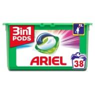 Ariel Colour Pods 38 Washes