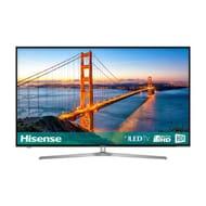 Hisense 55inch Ultra HD HDR Smart ULED 4K TV £474 with Code