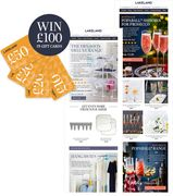 WIN £100 in Lakeland Gift Cards (Rolling Monthly Prize Draw)