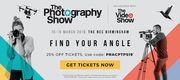 25% off Tickets for the Photography Show 2019, Birmingham