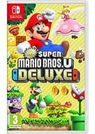 SAVE £10. New Super Mario Bros. U Deluxe (Nintendo Switch)