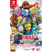 Hyrule Warriors: Definitive Edition Nintendo Switch 25%off at TheGameCollection