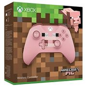 Official Xbox Wireless Controller - Minecraft Pig