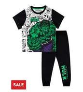 Incredible Hulk Pyjama Set