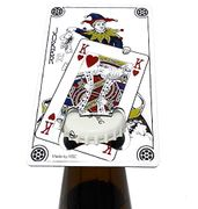 Joker Bottle Opener Stainless Steel Novelty Credit/Wallet Size Beer Opener