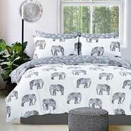 Luxury Animal Print Design Duvet Set Quilt Cover Bedding Single