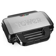 Bargain! Tower Deep Fill Sandwich Toaster at Robert Dyas