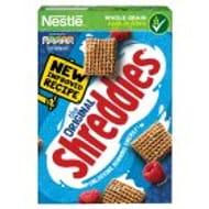 Nestle Shreddies Cereal 415g Better than Half Price