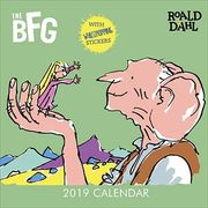 The BFG 2019 Wall Calendar - NOW £2.80