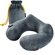 Travel Pillow with Discount and Freebie