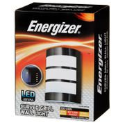 Energizer Curved Grill Wall Light