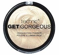 Shimmer Compact Highlighting Shimmering Powder