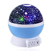 Star Night Light Projector.