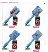 Disney Frozen 2Style 2018 Kids Comb 3D Princess Cute Hair Brushes