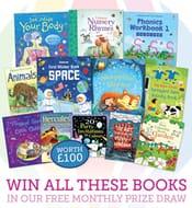 Win £100 worth of Books