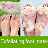 Baby Foot Peeling Renewal Foot Mask Remove Dead Skin Smooth Exfoliating Socks